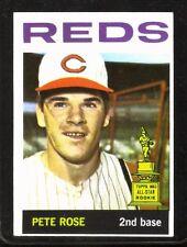 1964 Topps #125 Pete Rose CINCINNATI REDS 2nd Year Card ~ EX/MT oc