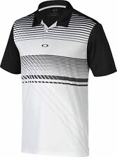 NEW! Oakley Superior Polo Mens Golf Shirt 433695 - 2017 Black Bubba Watson