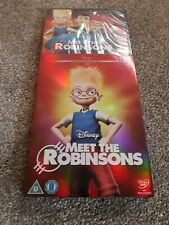 MEET THE ROBINSONS DISNEY DVD SEALED WITH LIMITED EDITION O RING SLIP COVER