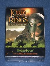 "Lord of The Rings TCG Starter Deck - Sam Gamgee - ""Mount Doom"" Expansion"