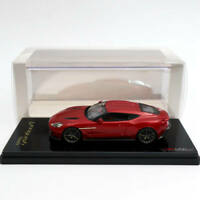 TSM Models Aston Martin Vanquish Zagato 2017 Red 1/43 Limited Edition Collection