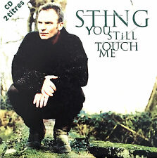 Sting ‎CD Single You Still Touch Me - Europe (VG/EX+)