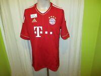 """FC Bayern München Original Adidas Heim Trikot 2011/12 """"-T---"""" Gr.M- L"""