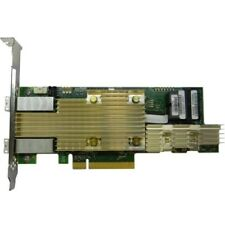 Intel Tri-mode PCIe/SAS/SATA Full-Featured RAID Adapter, 8 Internal & 8 External