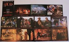 Charlie Sheen Three Musketeers lobby card set Rebecca De Mornay Chris O'Donnell