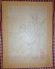 Vietnam Liberation War Art - Young Guerrillas - Childhood Lost - Viet Cong - 28
