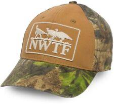 NWTF Brown / Mossy Oak Obsession Men's Turkey Hunting Hat