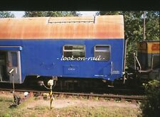 X1237 - Dia 35mm slide original: Eisenbahn Tsjechien 2002, CD Zug ENTGLEIST!!