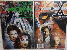 The X-Files Topps Comics Complete Set of 41 Comics lot
