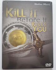 Kill It Before It Kills You by Nathan Morris (DVD) Ships within 12 hours!!!