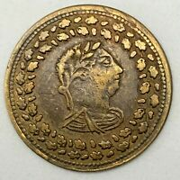 1812 LOWER CANADA HALF PENNY - COPPER - TIFFIN TOKEN.