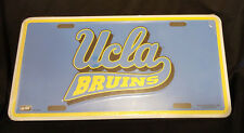 Ucla Logo Only Team Metal License Plate