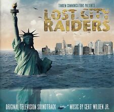 Lost City Raiders, originale Television colonna sonora, Music by Gert Wilden Jr./CD