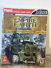 Empire Earth II 2-Prima Official Game Guide