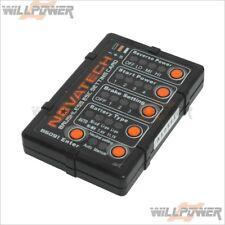 ESC Programming Setting Card for B4250 #B6091 (RC-WillPower) Novatech Electric