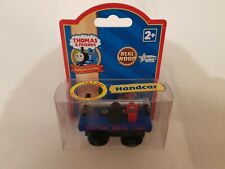 Thomas The Tank Engine & Friends WOOD HANDCAR TRUCK WOODEN NEW IN BOX