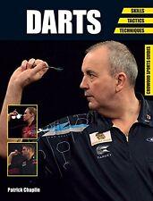 Darts: Skills - Tactics - Techniques (Crowood Sports Guides) New Paperback Book