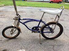 Schwinn stingray karate bike