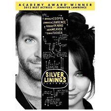Silver Linings Playbook (DVD, 2013) academy award winner