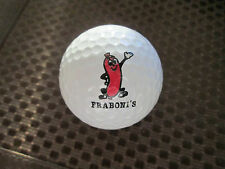 Logo Golf Ball-Fraboni'S.Itali an Specialists And Delicatessen.