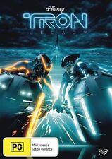 Tron - Legacy (DVD, 2011) Brand New & Sealed Region 4