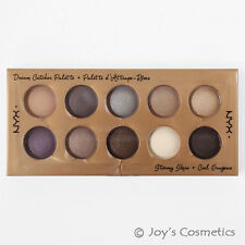 "1 NYX Limited Dream Catcher Palette ""DCP 03 - Stormy Skies"" *Joy's cosmetics*"