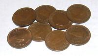 Great Britain/UK 1953 - 1956 - Elizabeth II Bronze Farthings - Select Date