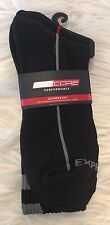 NEW-Mens EXPRESS Dry EXP Core Performance Socks - 2 Pack -Size 8-12