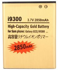 Battery for Samsung Galaxy S3 i9300 LTE i9305 Gold Replacement