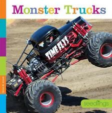 Seedlings: Monster Trucks by Quinn M. Arnold (2017, Hardcover)