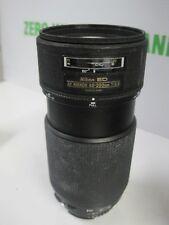 Nikon AF Nikkor 80-200mm f/2.8D ED ZOOM LENS