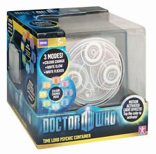 Doctor Dr Who Conciousness Mood Cube Psychic Container Time Lords - Gallifreyan