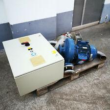 BRUNNEN PUMPE OASE KRP50-315.2/BS mit Steuerung HITACHI L100 Teichpumpe