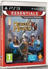 Jeu MEDIEVAL MOVES PS3 playstation 3 francais game spiel juego gioco NEUF / NEW