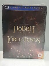 New ListingThe Hobbit Trilogy & The Lord of the Rings Trilogy - Blu-ray Extended Editions