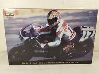 Harley Davidson Superbike VR 1000 1:9 Scale Metal Replica HD 98209-95V