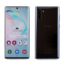 Samsung Galaxy Note 10 Smartphone 6,3 Zoll  16MP Android Aura Black Wie Neu WOW