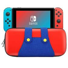 MoKo Protective Hard Shell Cover Bag Travel Carrying Case for Nintendo Switch