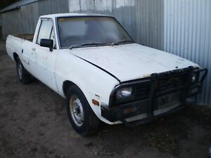 MITSUBISHI L200 EXPRESS UTE 1979 2 LITRE 5SPD GEARBOX USED