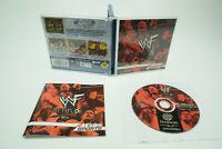 Sega Dreamcast *WWF Attitude* OVP mit Anleitung