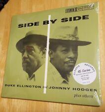 Verve MGVS6109 Ellington Hodges Side by side  45rpm 4LP