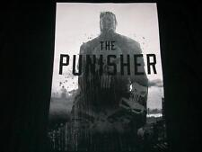 The Punisher Marvel Black T-shirt Men's XL New with Tags