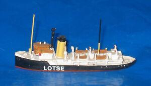 D Lotsenschiff SIMON VON UTRECHT, Albatros 154a, Metall, 1:1250