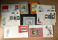 China First Day Cover Collection