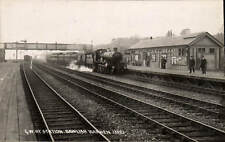 Dawlish Warren. Great Western Railway Station # 13521 by Chapman & Son.