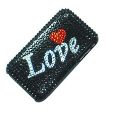 BLING I LOVE YOU BACK COVER CASE for iPhone 3G 3Gs