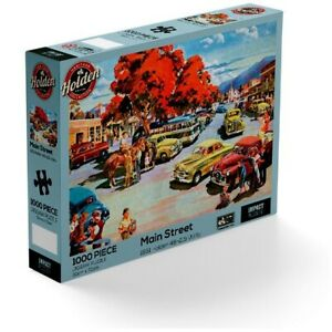 Impact Puzzles Holden Main Street Puzzle 1000 Pieces