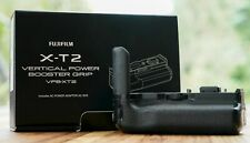 Fujifilm VPB-XT2 Vertical Power Boost Battery Grip For X-T2 Camera.