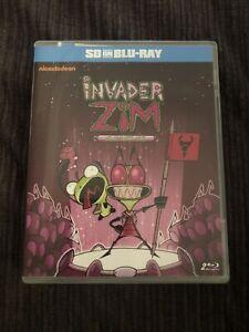 SD on Blu-Ray # Invader Zim Die Komplette Serie - Nickelodeon