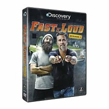 FAST N' LOUD Stagione 4 Serie Completa BOX 4 DVD in Inglese NEW .cp
